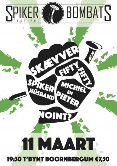 Poster spiker bombats
